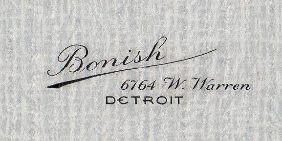 Bonish Studio Detroit, MI {TheySaidIDo.com}