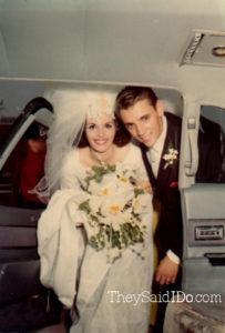 Diane and Ralph - 1967 {TheySaidIDo.com}