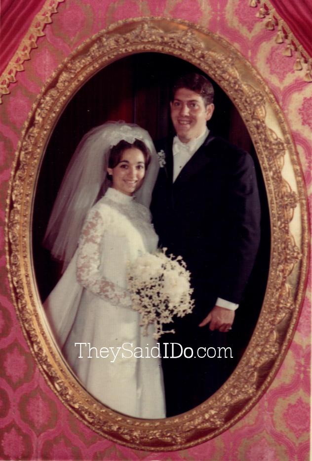 Dennis and Marie - 1965? {TheySaidIDo.com}